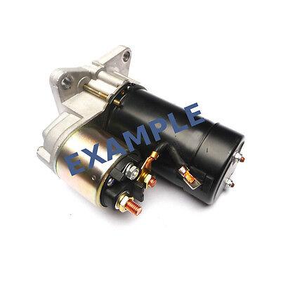 CITROEN Jumper Relay FIAT LANCIA PEUGEOT VALEO Starter Motor 12V 1.6-2.1L -
