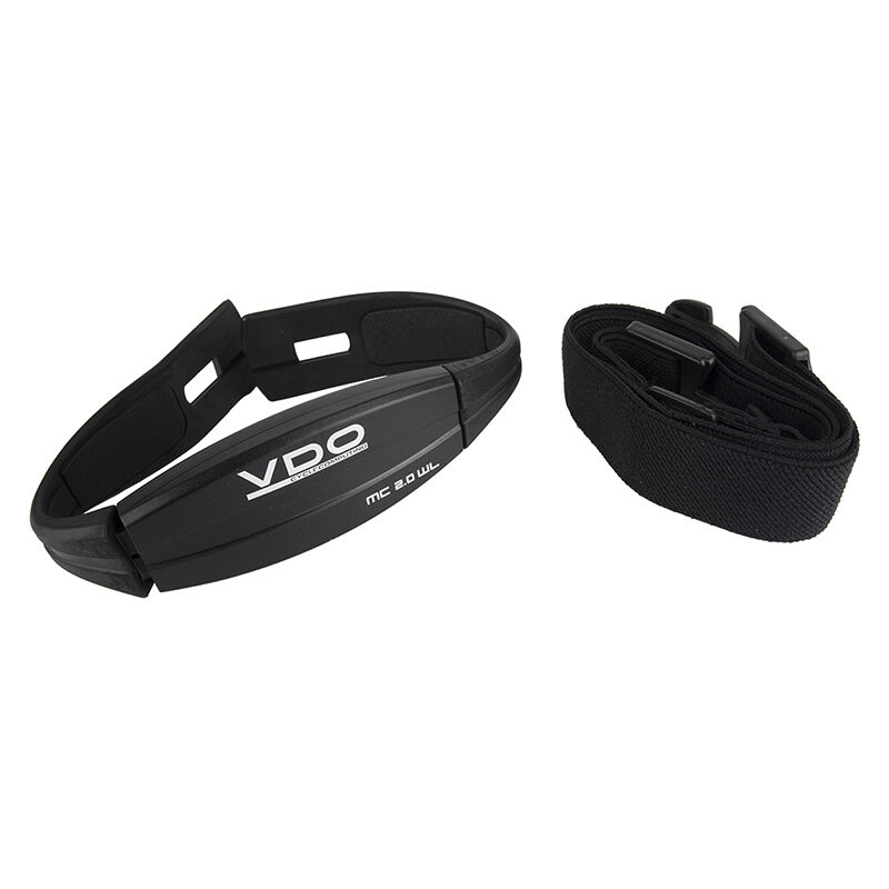 VDO MC 2.0 WL Heartrate Kit Replacement Sensor & Strap for Bicycle Computer New