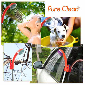 New  Portable Shower Spray For Travel Outdoor, Camping Kitchener / Waterloo Kitchener Area image 1