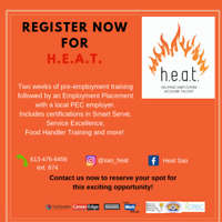 H.E.A.T Helping Employers Acquire Talent