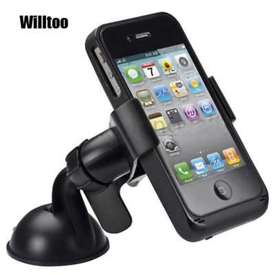 Car Windshield Mount Holder For Iphone 5s 5c 5g 4s 6s 7 Mp3 Ipod Gps For