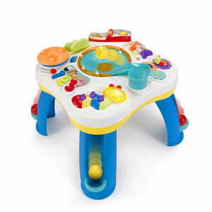 Bright Starts Having a Ball Get Rollin Activity Table