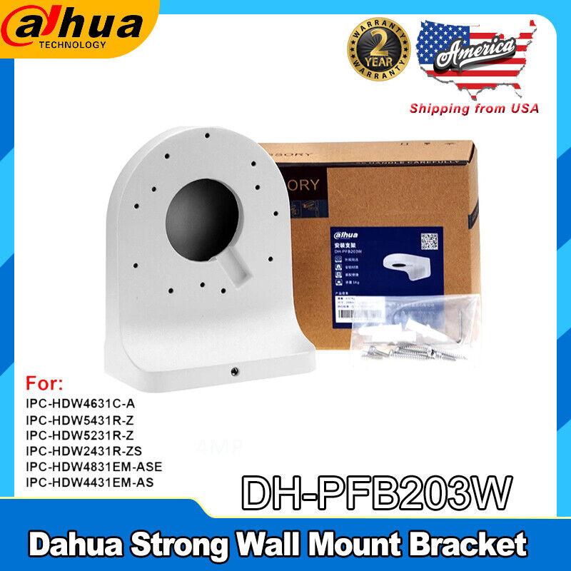 Dahua Bracket For IPC-HDBW4433R-ZS IP Camera PFB203W Waterproof Wall Mount