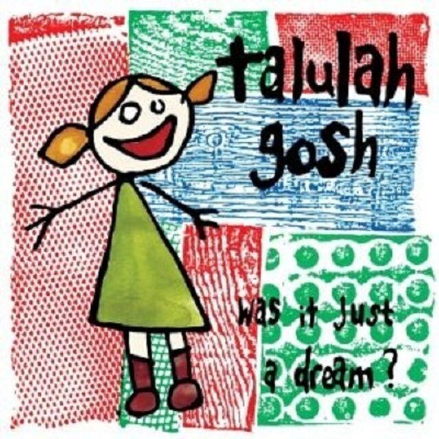 TALULAH GOSH - WAS IT JUST A DREAM? 2 VINYL LP NEU