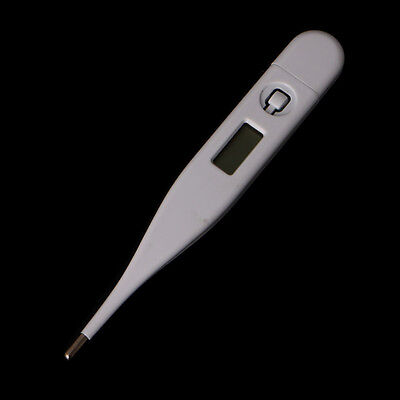 Digital LCD Thermometer Medical Baby Adult Body Safe Oral El