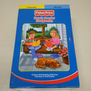 Fisher Price Ready Reader Series