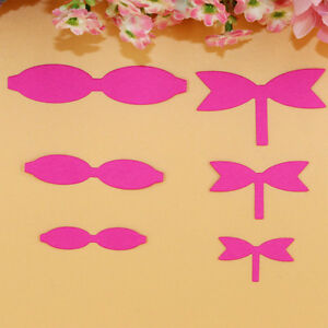 Bow Album DIY Cutter Cutting Dies Stencil Scrapbook Paper Cards Fashion Set