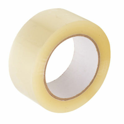2 Inch X 110 Yards 330 Ft 2.0mil Clear Carton Sealing Packing Package Tape