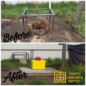 Stock Waterer & Hydrant - Install, Service and Repair