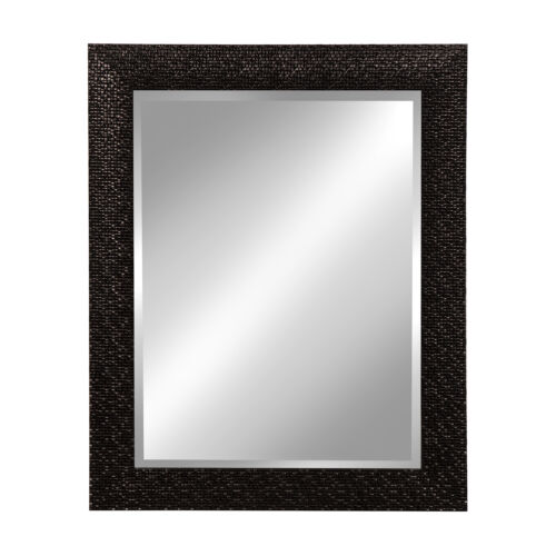 Coolidge Framed Wall Vanity Beveled Mirror by Kate and Laure