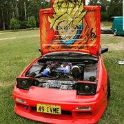 Nissan 180sx built motor can be regod The Entrance Wyong Area Preview