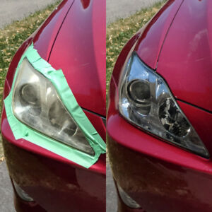 HEADLIGHT CLEANING / RESTORATION: Mobile Service Available $20