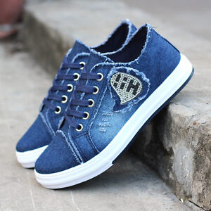 Beautiful canvas shoes