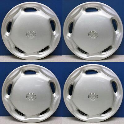 "1993-1994 Mazda MX-6 # 56528 14"" Hubcaps / Wheel Covers OEM # GA2A37170C SET/4"