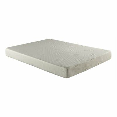 siesta memory foam mattress 7 inch twin