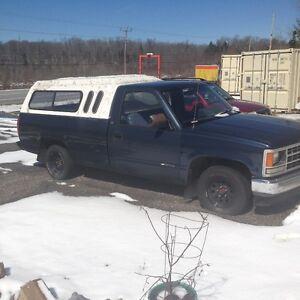 1988 Chevrolet Cheyenne Pickup Truck
