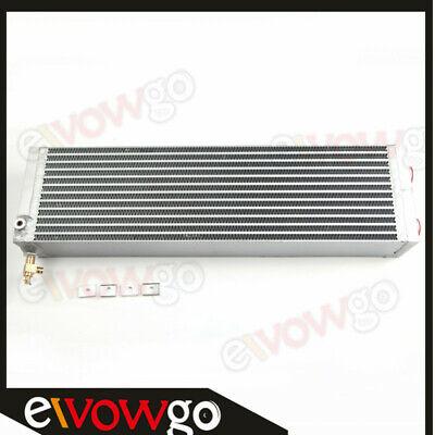 Water To Air Intercooler Radiator Liquid Heat Exchanger Dual Pass Turbo UK SHIP