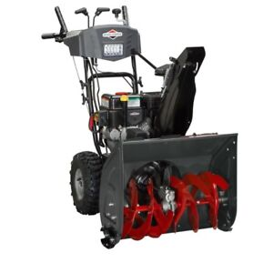 Briggs & Stratton 205cc 24-in Two-Stage Gas Snow Blower