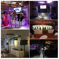 Video Dj Service ~ Text Request ~ Wedding Decor