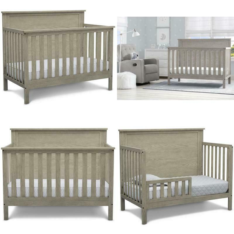 middleton 4 in 1 convertible baby crib