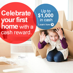 Applying for a Mortgage? First-Time Home Buyer $1000 Cash Offer.