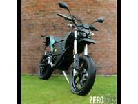 ZERO FXS 2020 ZF7.2 11kW SUPERMOTO EX DEMO 420 MILES ONLY £9495 70 PLATE