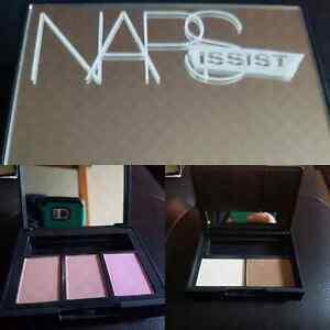 NARSissist blush/contour/highlight palette