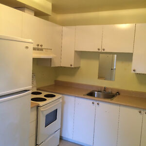 3 1/2 FOR RENT HEATING & HOT WATER INCLUDE 1st JULY
