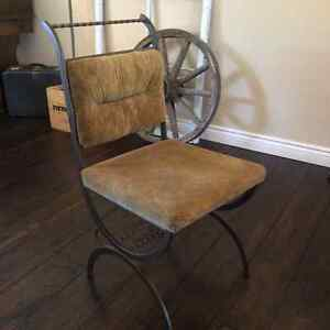 Wrought iron table and chairs Kitchener / Waterloo Kitchener Area image 2