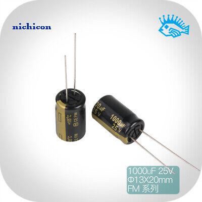 550pcs Panasonic Fm Series 1000uf 25v 13x20 Audio Electrolytic Capacitor