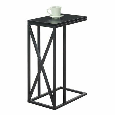 Convenience Concepts Tucson C End Table in Black