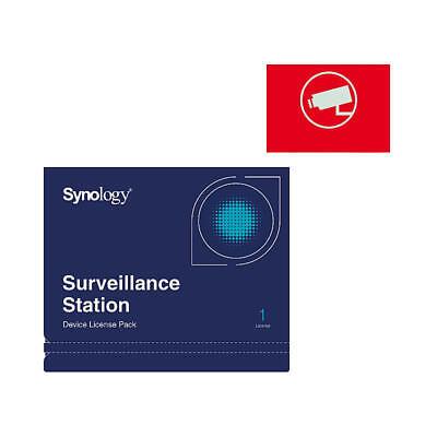 1 Stück Synology Device License + 1x Videoaufkleber Neu & OVP