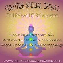 Reiki Curious? - Gumtree Special Offer! 60min Treatment for $50 Broadbeach Waters Gold Coast City Preview