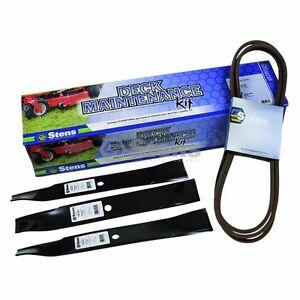 Deck maintenance kit toro 50 timecutter 74370 74372 3 for Garden decking kits on ebay