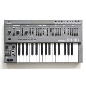 Looking for a Roland SH-101 synthesizer