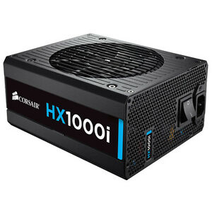 Corsair HX1000i 80PLUS Platinum power supply