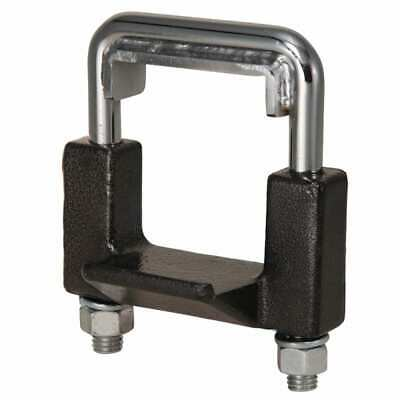 Trimax THC250 Univ Hollow & Solid Core Anti-rattle Clamp For 2.5 Hitch