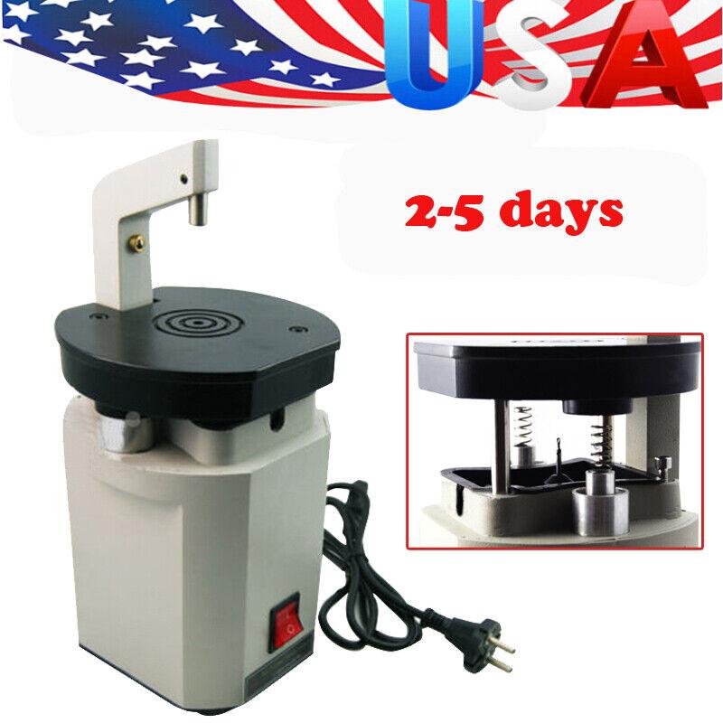Dental Lab Laser  Drill Driller Machine Pin Equipment High speed motor USA