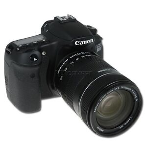 Canon EOS 60D Camera avc EF-S 55-250mm f/4-5.6 IS II Lens- Neuf