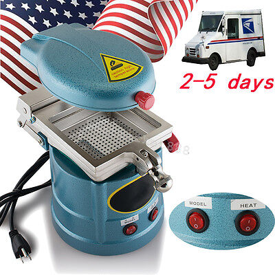Vacuum Molding Forming Machine Former Thermoforming 【dental lab Equipment】USA
