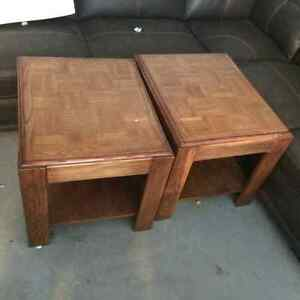Bedside/End tables