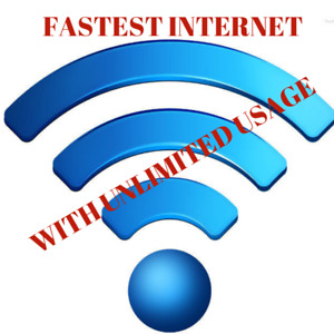 $50 HIGH SPEED INTERNET-NO PERSONAL  CREDIT CHECK