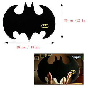 Batman Pillows Black Dark Knight Rises Cushion Home decor 12