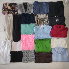 Ladies size 18/20+ clothes bundle of 21 Items