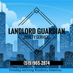 LANDLORD GUARDIAN Realty Services FLAT RATES