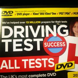 Theory test CD