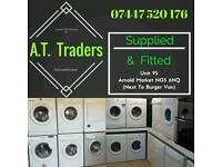 Washing machines at low prices