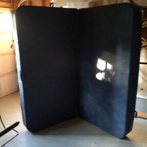 Hot tub cover,  Deluxe Brand new  78 x 82 Navy Blue