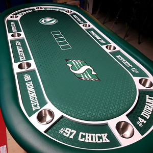 Local custom poker tables