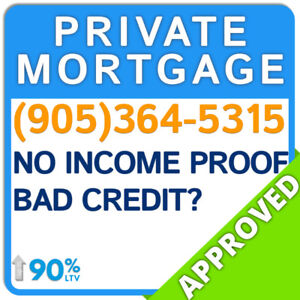 Private Lender / Private Mortgage / Home Equity Loan